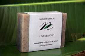 Juniper Soap - Cleansing