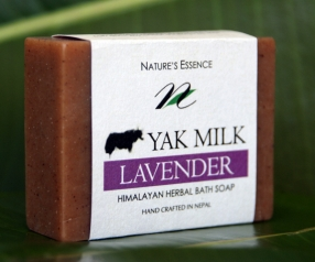 Yak Milk Lavender Soap - Moisturizing