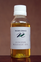 Juniper Massage Oil - Cleansing